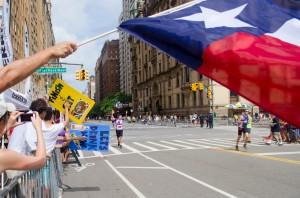 2013 NYC Triathlon - Run