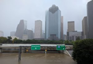 Downtown Houston - August 27, 2017 12:48:19
