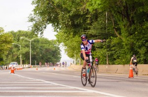 2013 NYC Triathlon - Bike